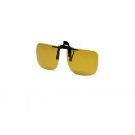 Description: ochelari de soare polarizati cu lentila galbena